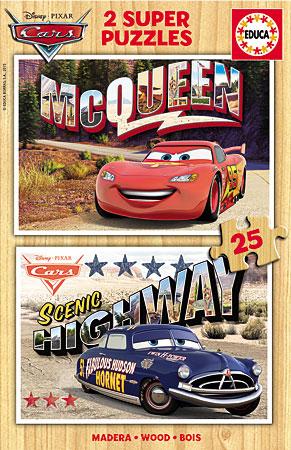 Disney Cars - Lustige Flitzer