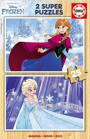 Die Eiskönigin - Bezaubernde Schwestern