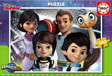 Miles von Morgen - Charaktere aus der Serie
