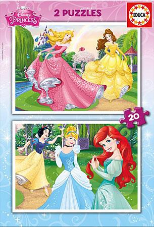 Disney Prinzessinnen - Märchenhafte Schönheiten
