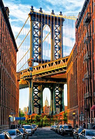 manhattan-brucke-in-new-york