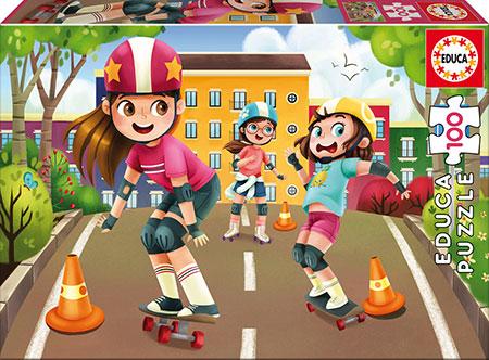 skateboard-fahren