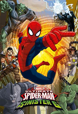 ultimate-spiderman-vs-sinister