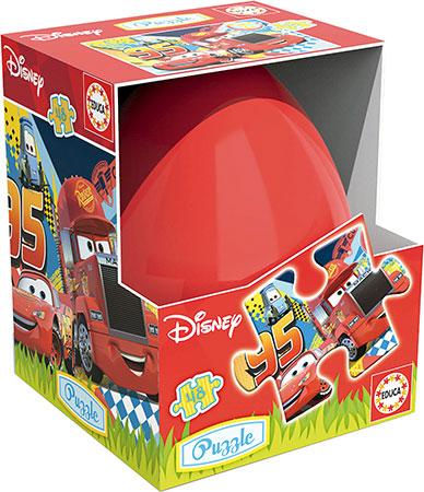 Disney Cars - Eierpuzzle