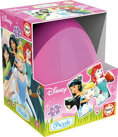 Disney Prinzessinnen - Eierpuzzle