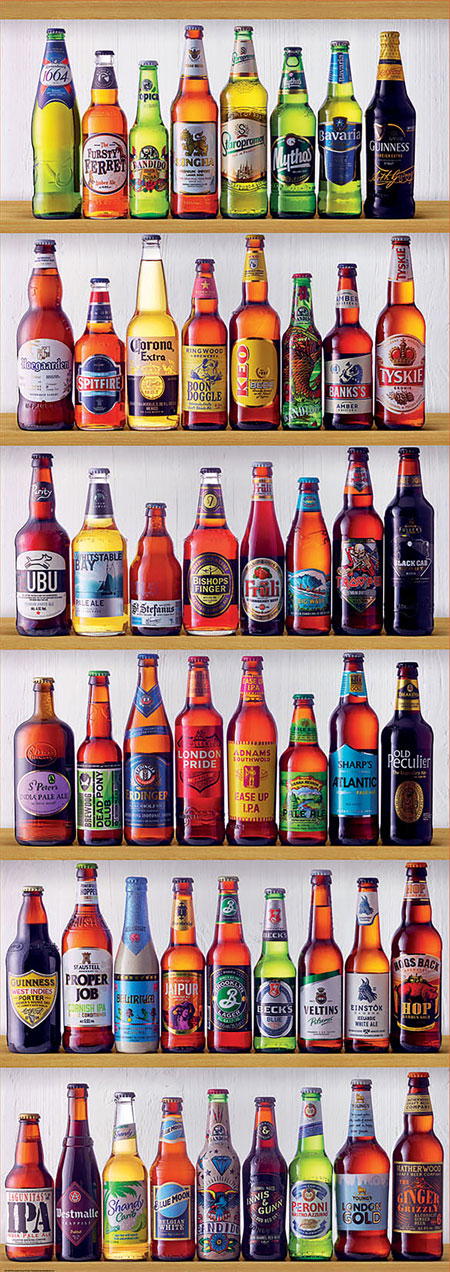 Biersorten der Welt