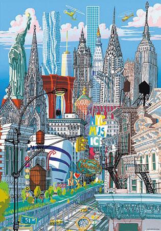 City - New York