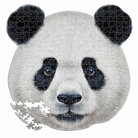 Pandaporträt