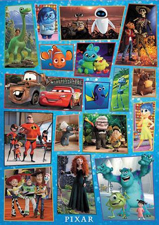 Disney Pixar - Collage