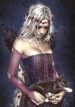 Angel of Death, Frances