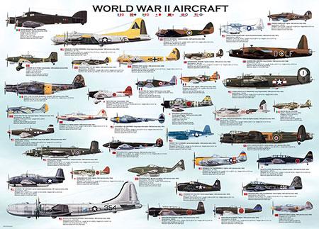 Flugzeuge aus dem 2.WK