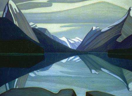 Harris - Maligne Lake