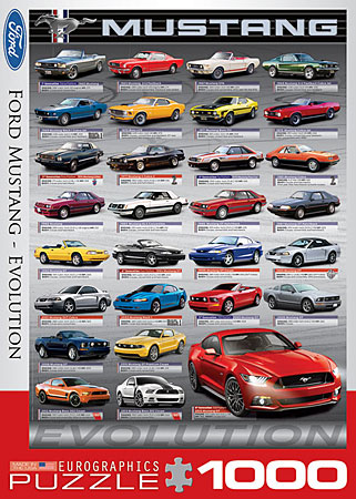 Ford Mustang Evolution
