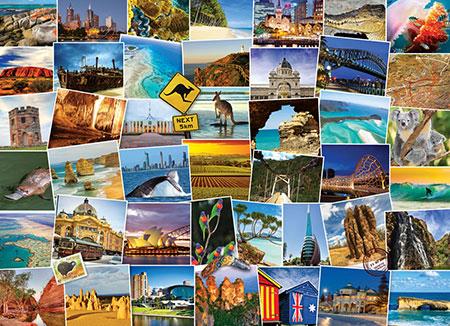 Weltreise - Reiseziel Australien