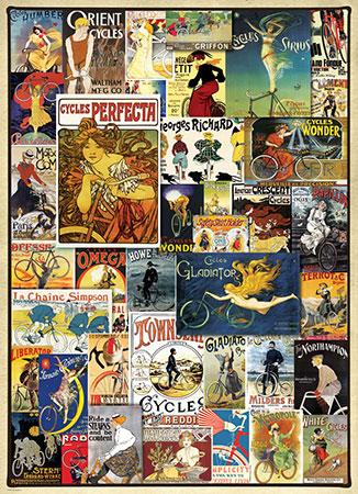 Berühmte Poster - Fahrradmotive