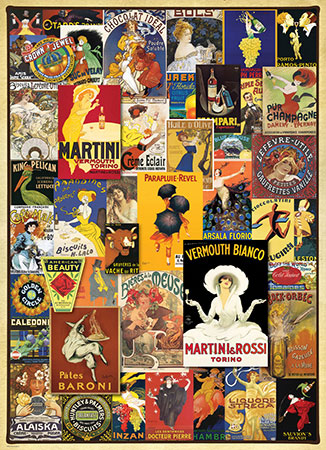 Berühmte Poster - Verschiedene Motive