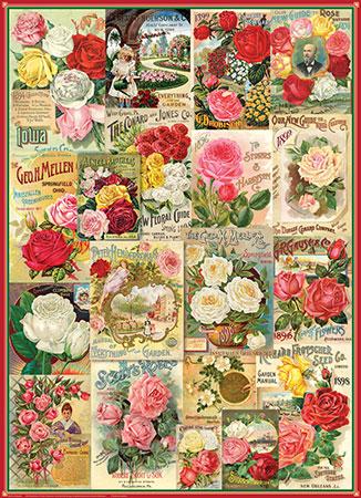 rosensamen-collage, 12.99 EUR @ puzzle