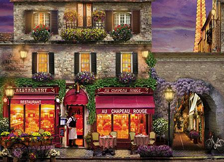 """Restaurant """"Zum Roten Hut"""""""