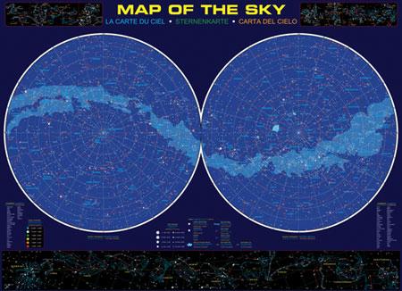 himmelskarte