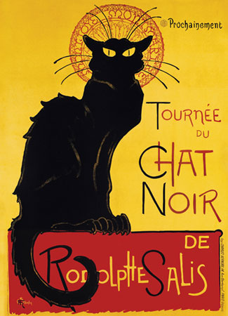 steinlen-chat-noir