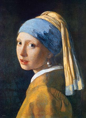 Vermeer - Girl Pearl Earring