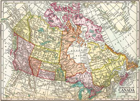 landkarte-von-kanada