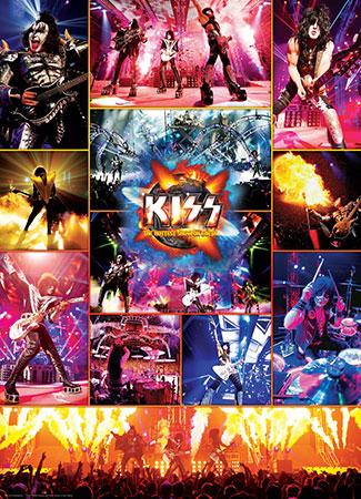KISS - Die heißeste Show auf Erden