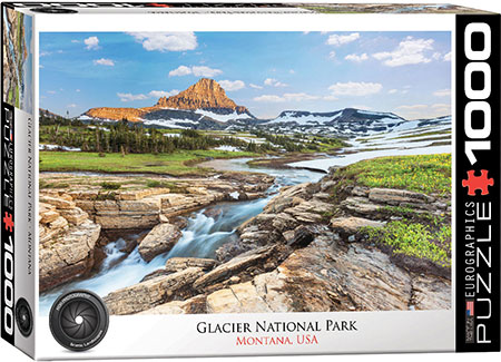 Glacier - Nationalpark
