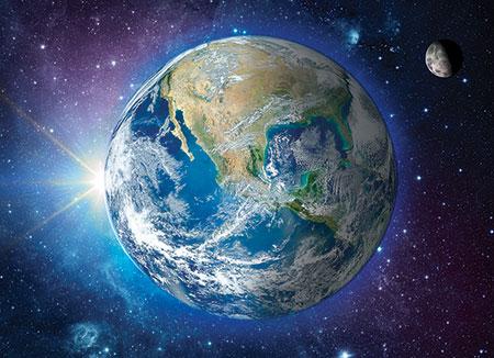 Rette den Planeten - Die Erde