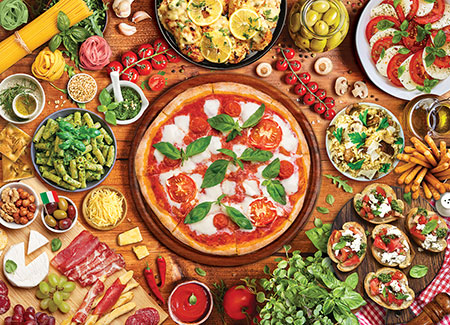 Italienische Spezialitäten