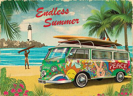 VW Endloser Sommer