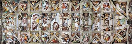 decke-der-sixtinischen-kapelle
