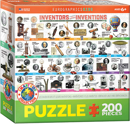 Erfinder und ihre Erfindungen