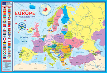 karte-von-europa