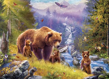 Grizzly Bärwelpen Jan Patrik