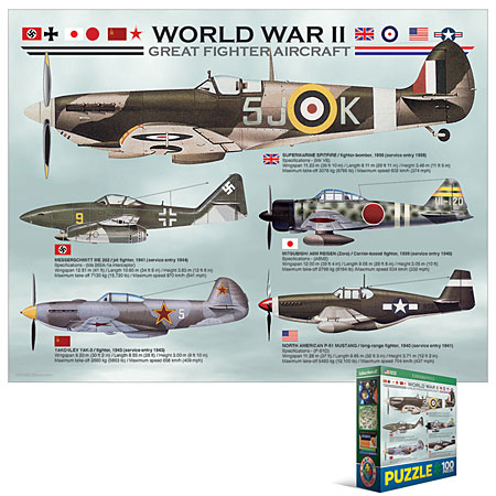 Flugzeuge 2. Weltkrieg