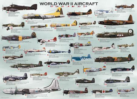 Flugzeuge des 2. Weltkriegs