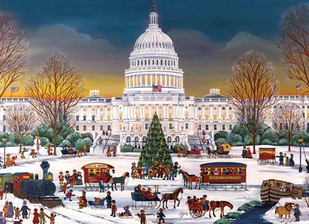 Weihnachten am Capitol