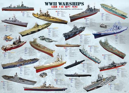 Kriegsschiffe des 2. Weltkriegs