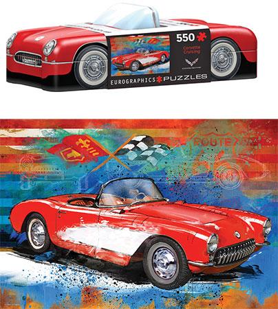 Corvette Cruising (in schicker Formdose)