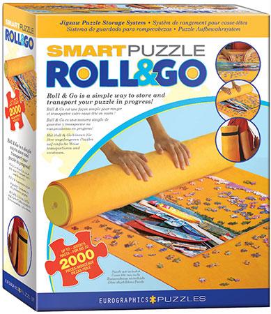 Smart Roll & Go Puzzlematte für bis zu 2000 Teile Puzzle