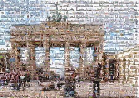 Mosaik Berlin mosaik puzzle