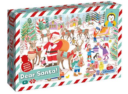 Mein erster Brief an Santa