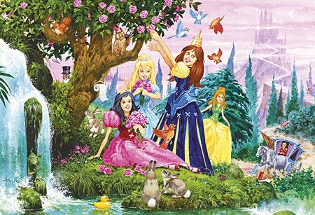 Finde die Fehler - Verrückte Prinzessinnen