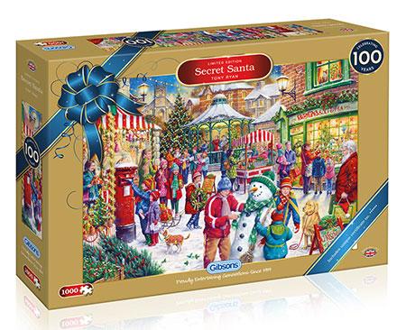 Geheimnisvolle Weihnachten - Limited Edition 2019