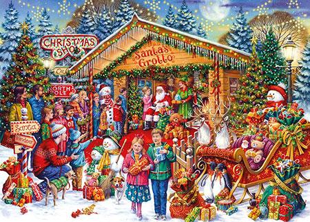 Auf dem Weg zum Weihnachtsmann - Limited Edition 2020
