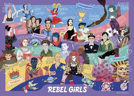 Berühmte Rebellinnen