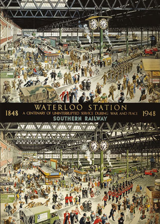 Waterloo Station