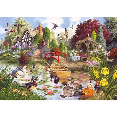 Bezaubernder Garten