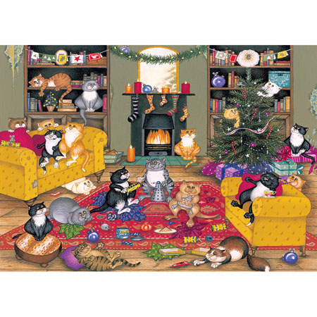 gibsons perfekte weihnachten. Black Bedroom Furniture Sets. Home Design Ideas